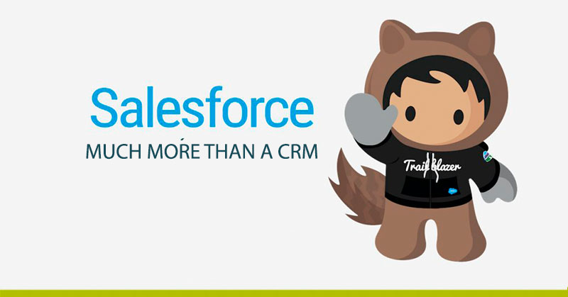 Feature image Salesforce much more than a crm