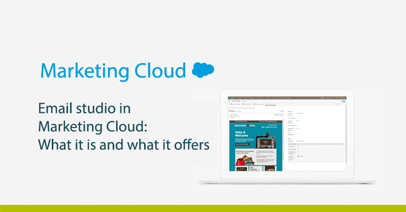 Feature image email studio marketing cloud