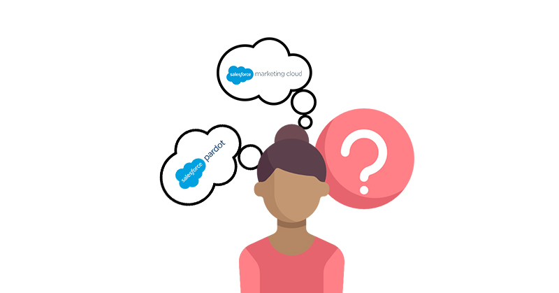 When to use Marketing Cloud or Pardot