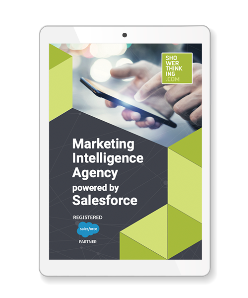 Ebook Marketing Intelligence Salesforce