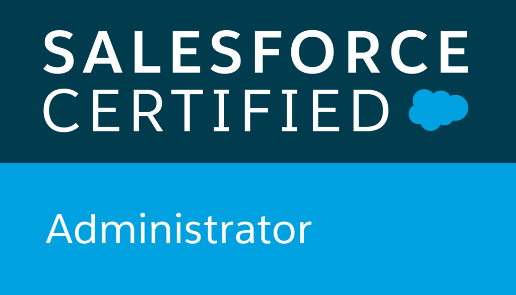 Salesforce certified, Administrator