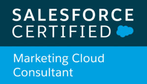 Salesforce Certified, Marketing Cloud Consultant