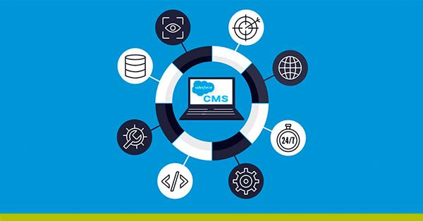 Salesforce cms connect