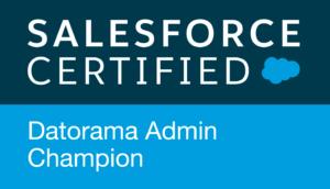 Certified-datorama-admin-champion