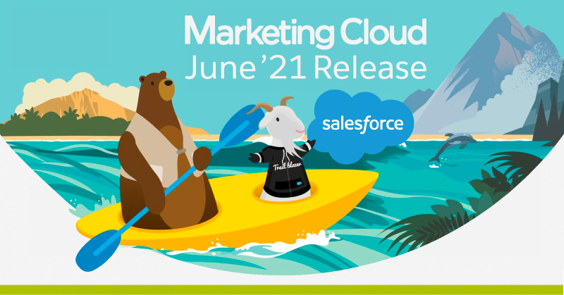 Markerting Cloud Release